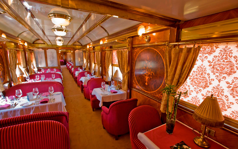 7 day Trans Al Andalus Carriage Spain Luxury rail cruise