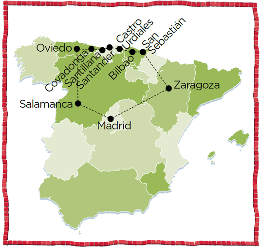 Northern Spain Tour Special