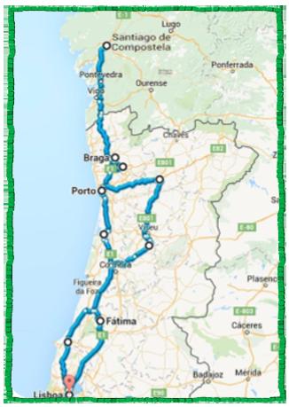 northern portugal tour porto oporto lisboa lisbon coimbra fatima obidos sintra