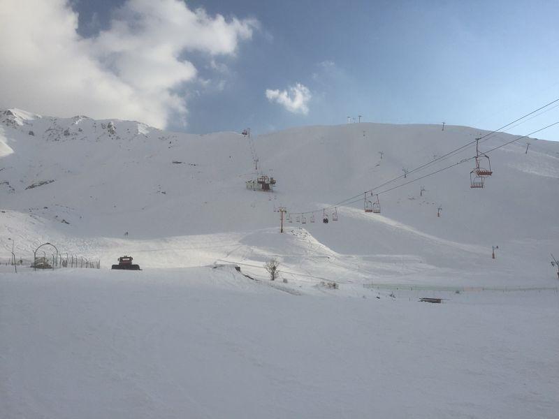 Shemshak ski area, Iran