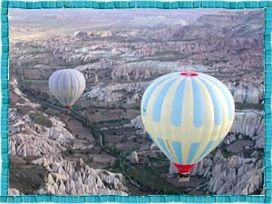 Cappadocia Hot Air Ballooning